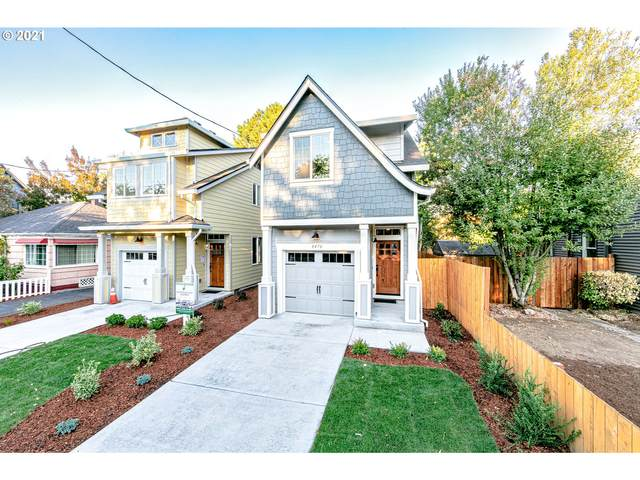 8470 N Haven Ave, Portland, OR 97203 (MLS #21152142) :: Townsend Jarvis Group Real Estate