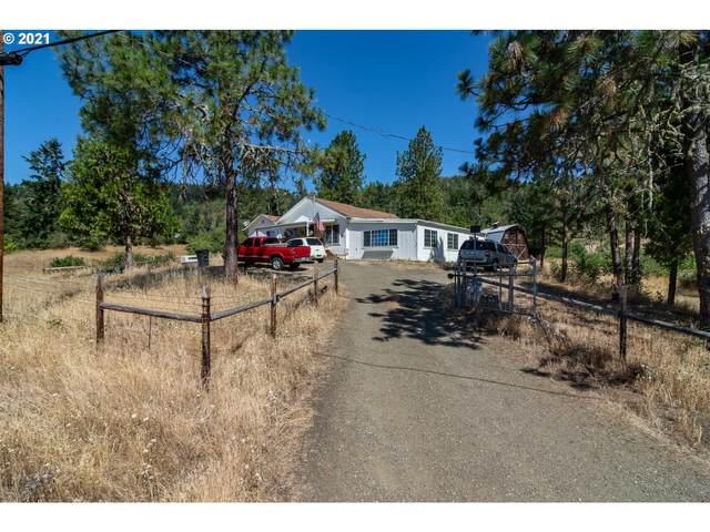 2540 North Side Rd, Sutherlin, OR 97479 (MLS #21152755) :: McKillion Real Estate Group