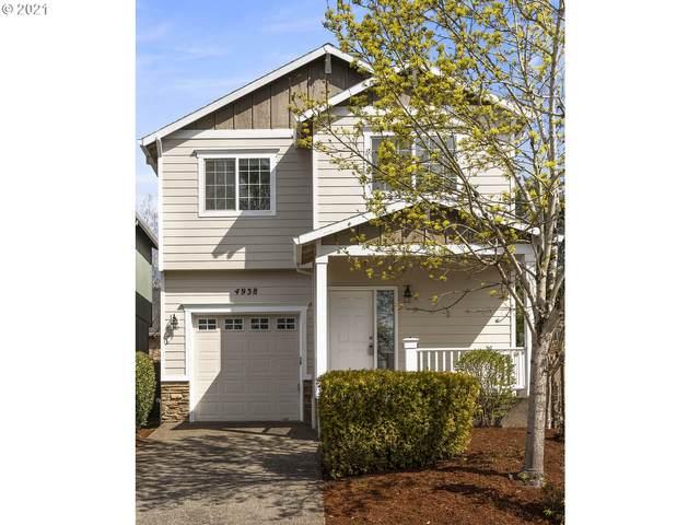 4938 SW 168TH Pl, Beaverton, OR 97078 (MLS #21152936) :: Fox Real Estate Group