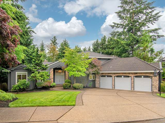 12404 NW Woodland Ct, Portland, OR 97229 (MLS #21153001) :: Fox Real Estate Group