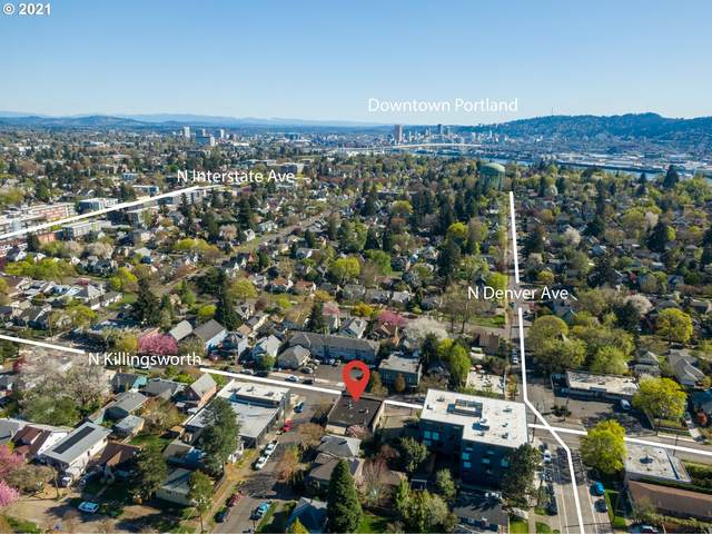 1901 N Killingsworth St, Portland, OR 97217 (MLS #21153004) :: Premiere Property Group LLC