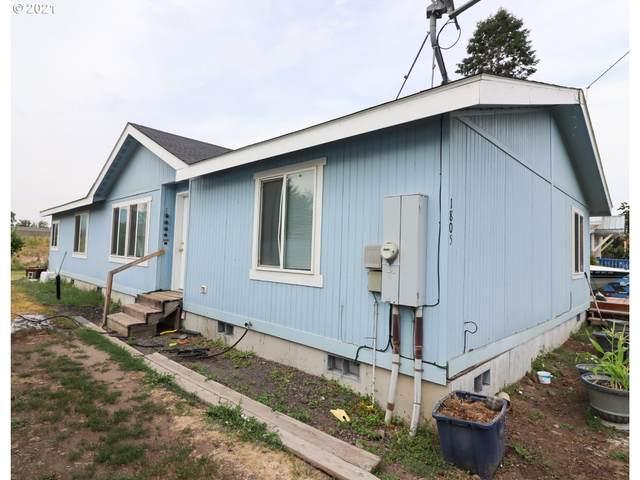 1805 Russell Ave, La Grande, OR 97850 (MLS #21153115) :: Beach Loop Realty