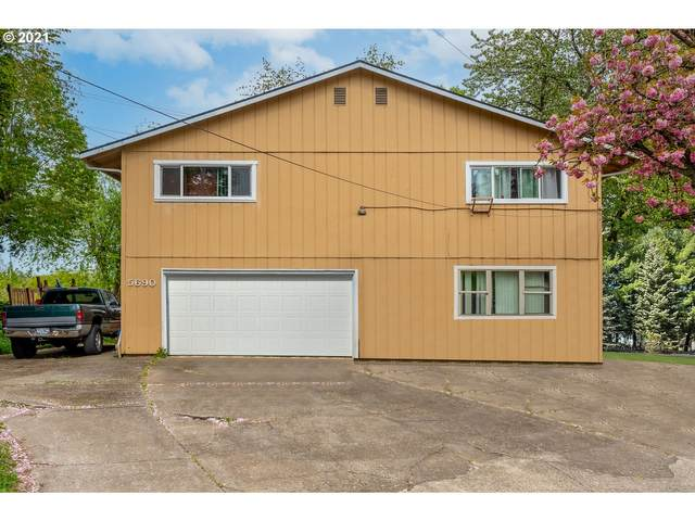 5690 SW Lee Ave, Beaverton, OR 97005 (MLS #21153232) :: Stellar Realty Northwest