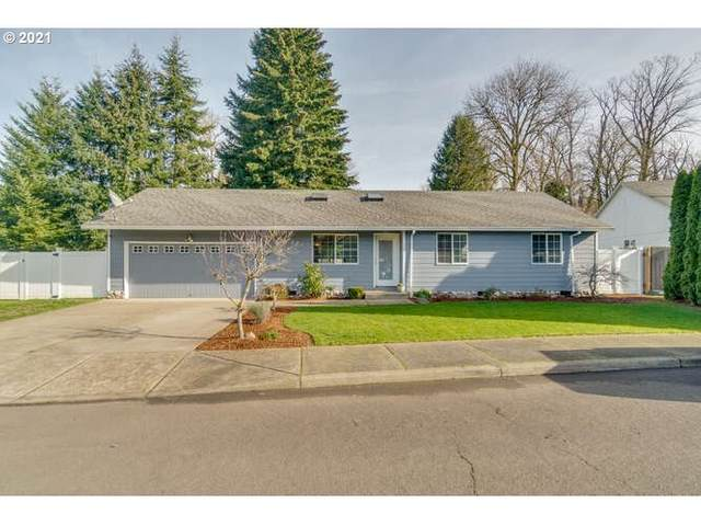 365 Edgewater Rd, Gladstone, OR 97027 (MLS #21153312) :: Song Real Estate