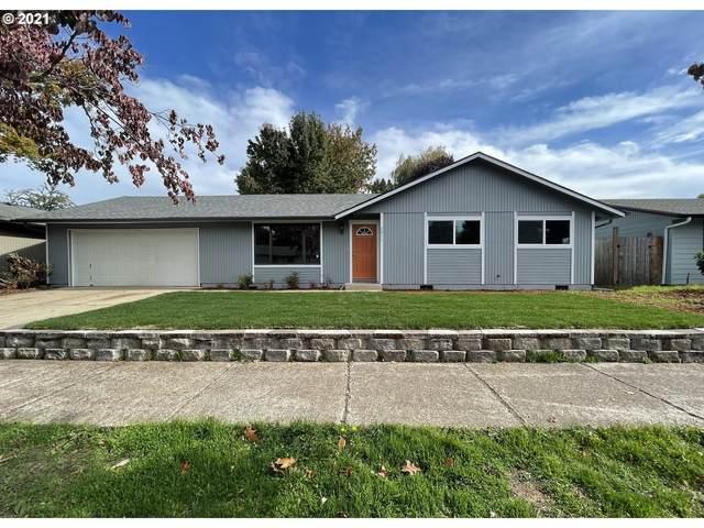 2011 Amirante St, Eugene, OR 97402 (MLS #21153708) :: Fox Real Estate Group