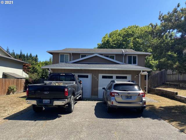 3944 Edgewood Dr, North Bend, OR 97459 (MLS #21153789) :: The Haas Real Estate Team