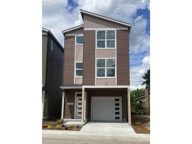 3417 SW Mayfield Ter, Beaverton, OR 97003 (MLS #21153807) :: McKillion Real Estate Group