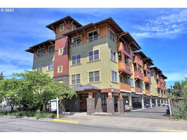 400 NE 100TH Ave #403, Portland, OR 97220 (MLS #21153962) :: Real Tour Property Group