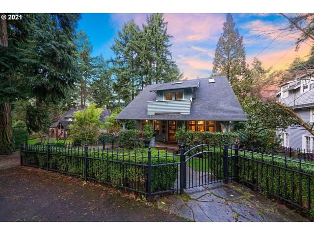 2833 SW Upper Dr, Portland, OR 97201 (MLS #21153967) :: Premiere Property Group LLC