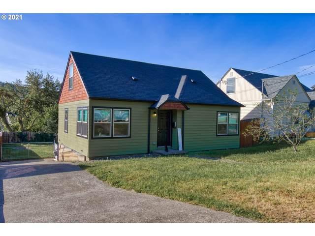 1720 SE Main St, Roseburg, OR 97470 (MLS #21154037) :: Lux Properties