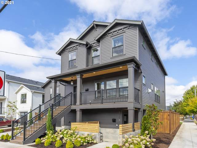 2579 SE Cora St, Portland, OR 97202 (MLS #21154303) :: Next Home Realty Connection