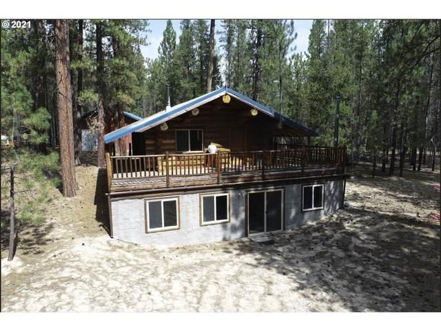 14 Schoonover, Crescent Lake, OR 97733 (MLS #21154443) :: Cano Real Estate
