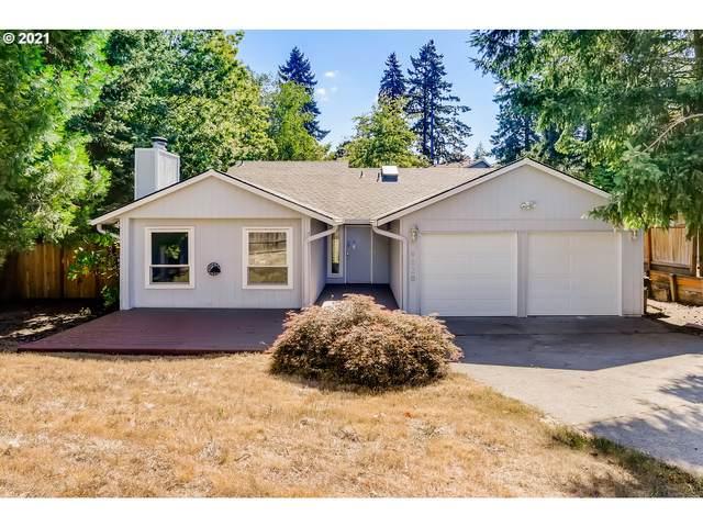 9020 SW Pinto Ct, Beaverton, OR 97008 (MLS #21154679) :: McKillion Real Estate Group
