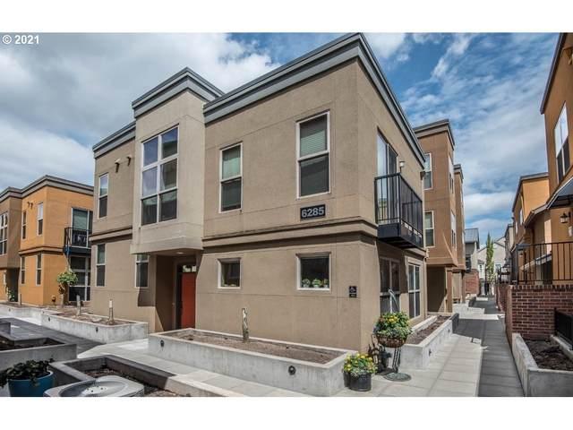 6285 NE Carillion Dr #101, Hillsboro, OR 97124 (MLS #21155064) :: Fox Real Estate Group