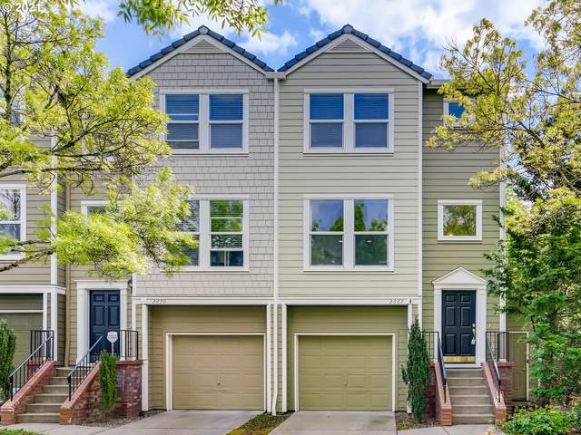 2662 NW Kennedy Ct, Portland, OR 97229 (MLS #21155127) :: Next Home Realty Connection