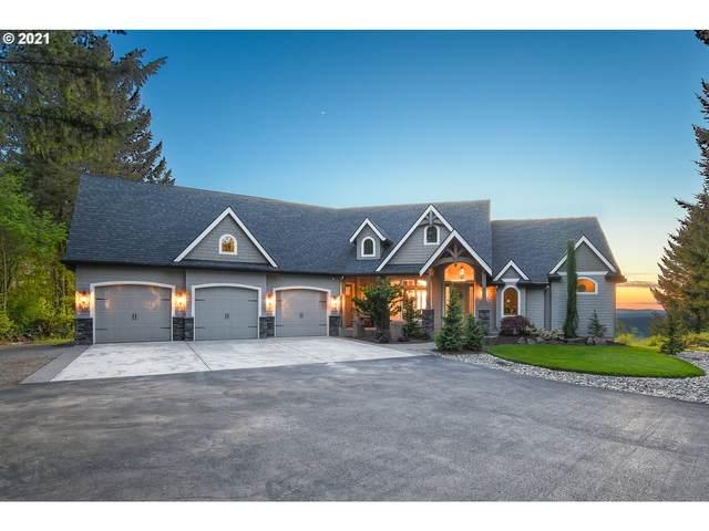 8100 NE 298TH Ct, Camas, WA 98607 (MLS #21155588) :: Fox Real Estate Group