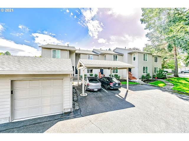 10900 SW 76TH Pl #58, Tigard, OR 97223 (MLS #21155703) :: McKillion Real Estate Group