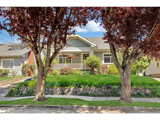 928 SE 54TH Ave, Portland, OR 97215 (MLS #21155755) :: The Pacific Group