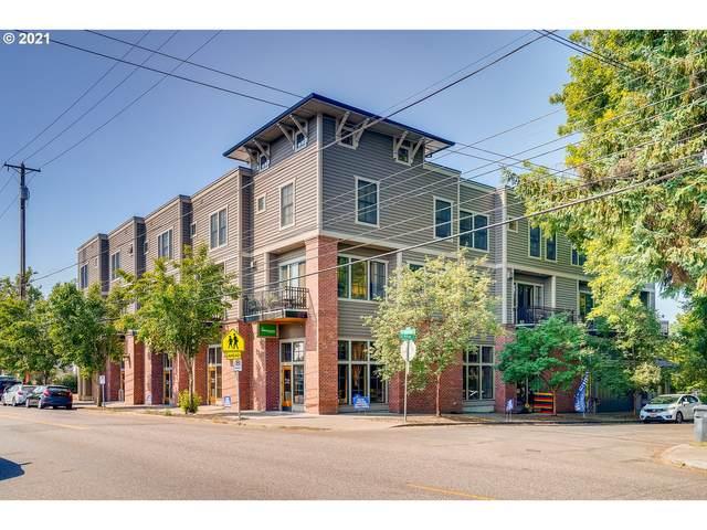 1540 SE Martins St H, Portland, OR 97202 (MLS #21155794) :: Song Real Estate