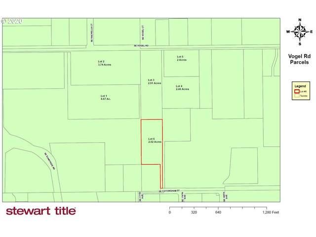 17701 SE Cottingham St, Damascus, OR 97089 (MLS #21155799) :: Keller Williams Portland Central