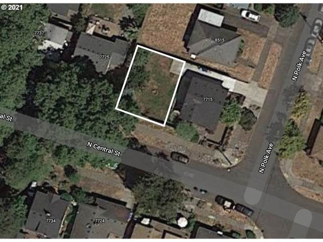 0 N Central St, Portland, OR 97203 (MLS #21155908) :: The Liu Group