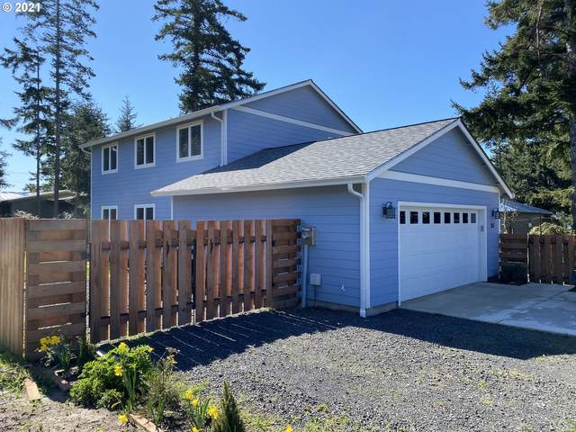 357 Twentieth St, Port Orford, OR 97465 (MLS #21156014) :: Beach Loop Realty