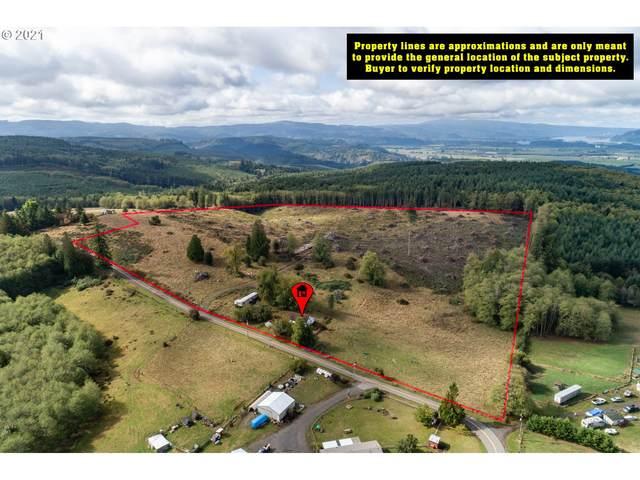 79515 Stewart Creek Rd, Clatskanie, OR 97016 (MLS #21156021) :: Holdhusen Real Estate Group