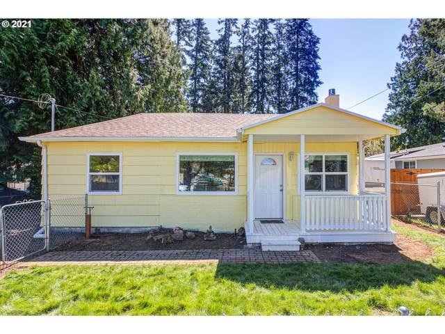 16050 SE Kelly St, Portland, OR 97236 (MLS #21156067) :: Beach Loop Realty