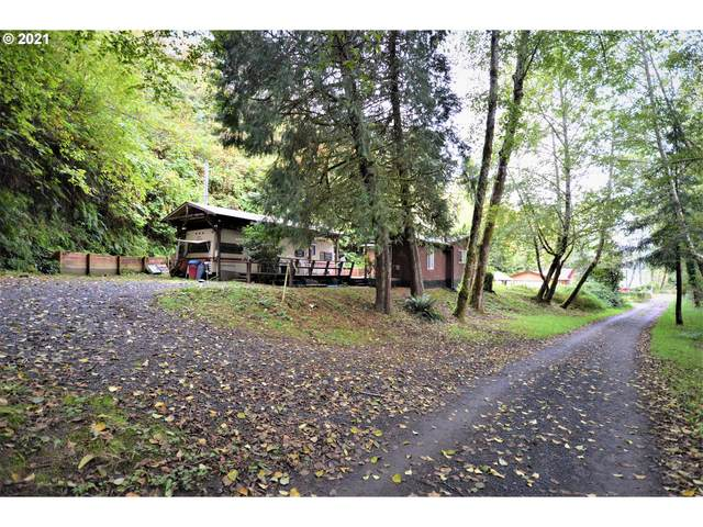 72122 Mike Dr, Lakeside, OR 97449 (MLS #21156234) :: Premiere Property Group LLC