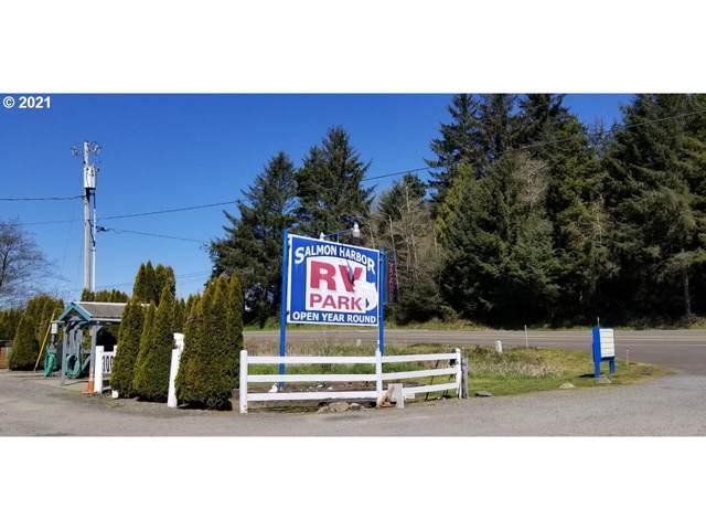 75325 Us Highway 101, Reedsport, OR 97467 (MLS #21156244) :: Tim Shannon Realty, Inc.