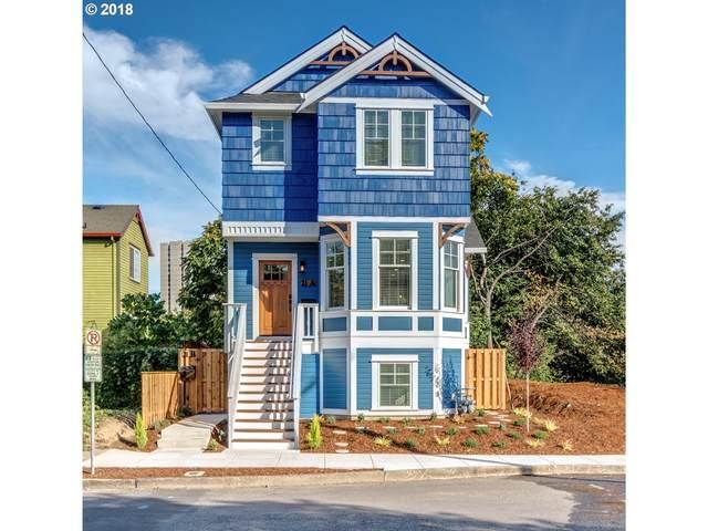 21 SW Meade St, Portland, OR 97201 (MLS #21156580) :: Holdhusen Real Estate Group