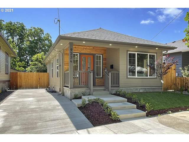 9334 N Tyler Ave, Portland, OR 97203 (MLS #21156622) :: Cano Real Estate