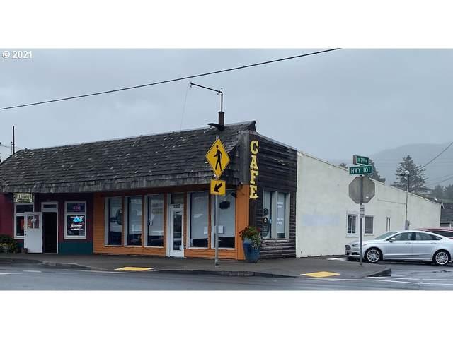 194 S Hwy 101, Rockaway Beach, OR 97136 (MLS #21156877) :: Song Real Estate