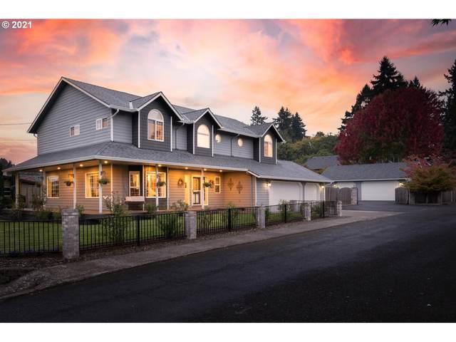 614 NW 70TH Cir, Vancouver, WA 98665 (MLS #21156951) :: Fox Real Estate Group
