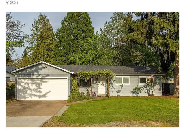 3826 SE 103RD Ave, Portland, OR 97266 (MLS #21157000) :: Duncan Real Estate Group