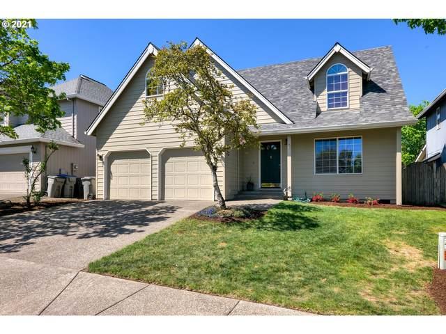 23183 SW William Ave, Sherwood, OR 97140 (MLS #21157466) :: McKillion Real Estate Group