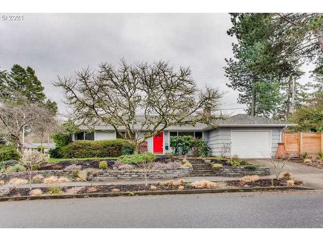 1340 SW Huntington Ave, Portland, OR 97225 (MLS #21157509) :: Fox Real Estate Group