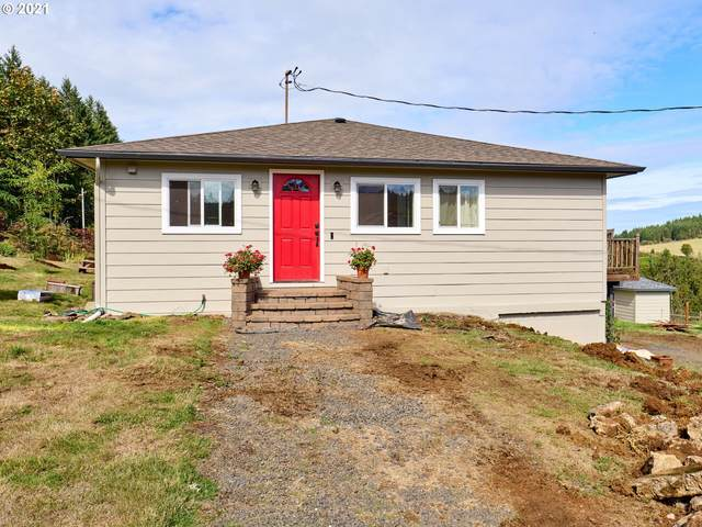 6274 Crooked Finger Rd, Scotts Mills, OR 97375 (MLS #21157579) :: Windermere Crest Realty