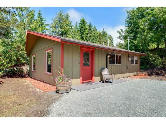 35145 The Glade, Manzanita, OR 97130 (MLS #21157688) :: McKillion Real Estate Group