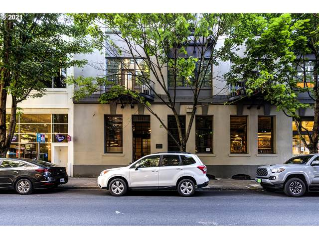 1011 NW Glisan St #303, Portland, OR 97209 (MLS #21157707) :: Change Realty