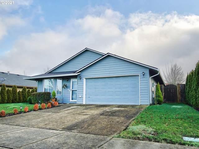2068 SE 63RD Ave, Hillsboro, OR 97123 (MLS #21158340) :: Brantley Christianson Real Estate