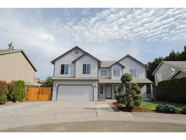 16314 NE 37TH Cir, Vancouver, WA 98682 (MLS #21158398) :: Next Home Realty Connection