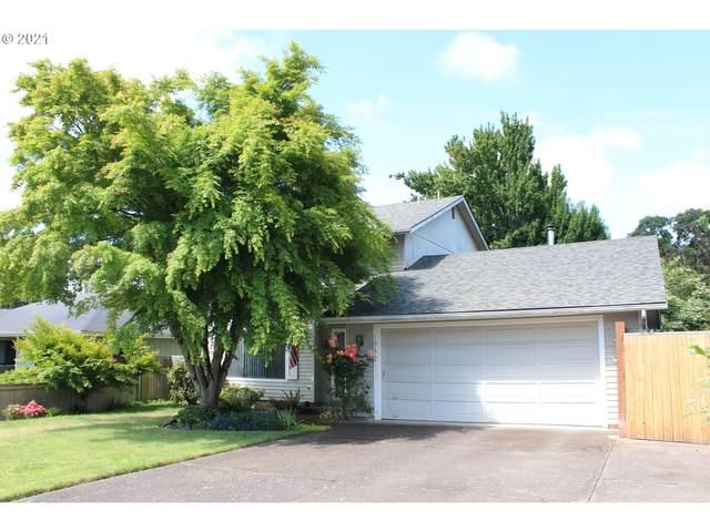 1982 Shiloh St, Eugene, OR 97401 (MLS #21158446) :: Premiere Property Group LLC