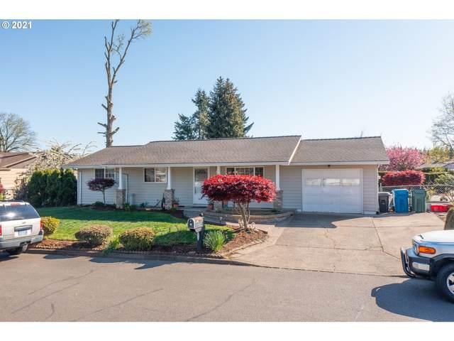 377 Acacia Ave, Woodburn, OR 97071 (MLS #21158508) :: Premiere Property Group LLC