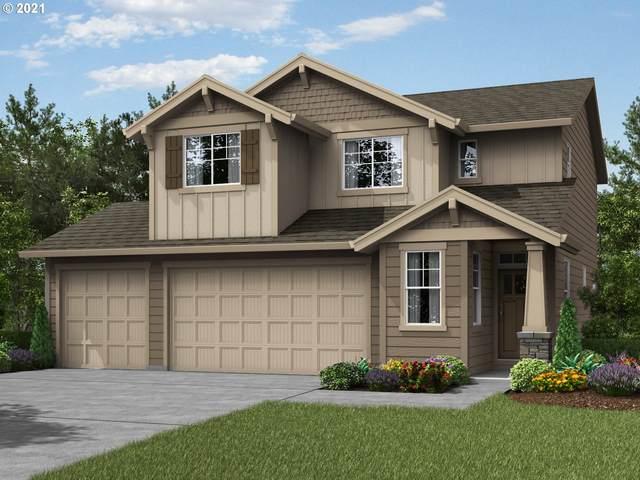 3745 S 42ND Pl, Ridgefield, WA 98642 (MLS #21158603) :: Song Real Estate
