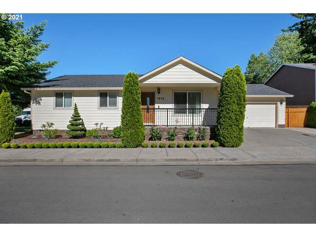 1414 SE 180TH Way, Portland, OR 97233 (MLS #21159147) :: The Haas Real Estate Team