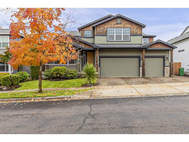 926 36TH Ave, Forest Grove, OR 97116 (MLS #21159204) :: McKillion Real Estate Group
