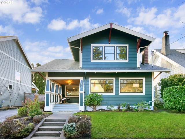 2545 NE 43RD Ave, Portland, OR 97213 (MLS #21159406) :: Real Tour Property Group