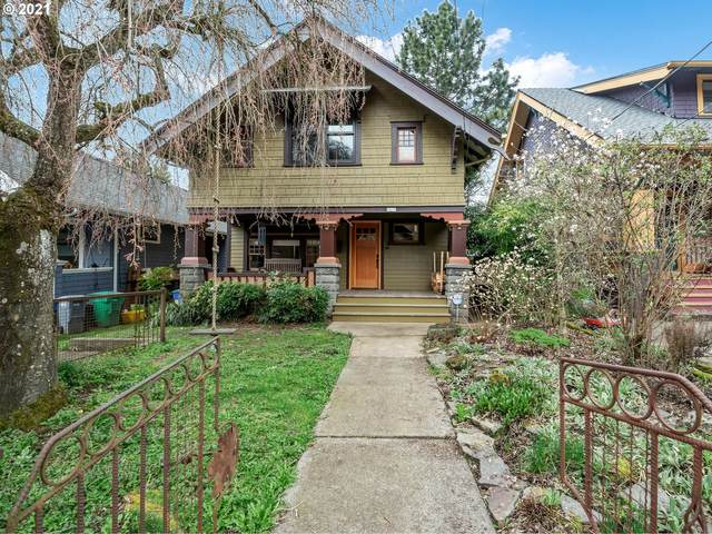 1217 SE 52ND Ave, Portland, OR 97215 (MLS #21159563) :: Next Home Realty Connection