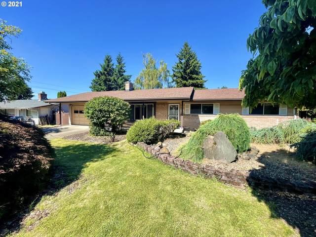 2514 NE 81ST Ave, Vancouver, WA 98662 (MLS #21159588) :: Fox Real Estate Group